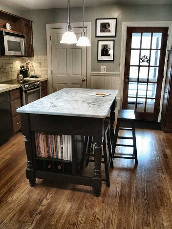 Marble Top Kitchen Island Table chic marble top kitchen island cart marble top kitchen island cart