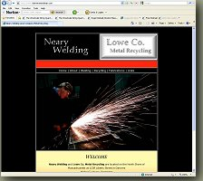 Neary Welding. Click for more information.